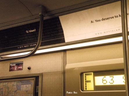 Subway copyright